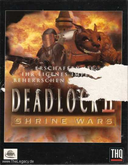 Misc. Games - Deadlock II: Shrine Wars