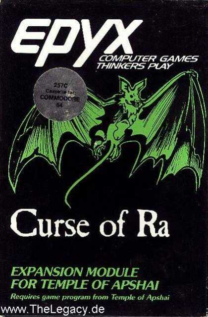Misc. Games - Temple of Apshai: Curse of Ra