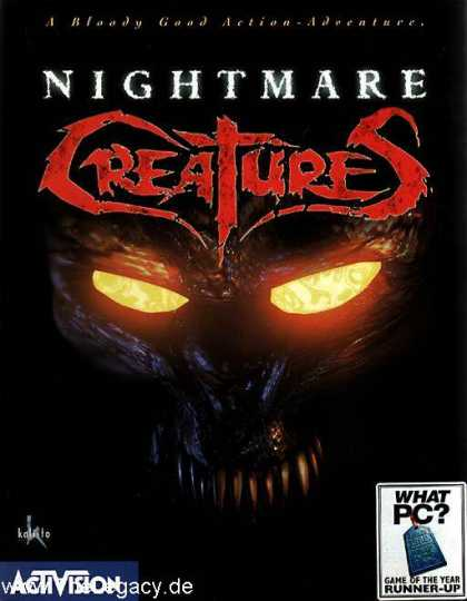 Misc. Games - Nightmare Creatures