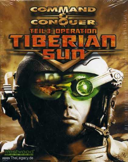 Misc. Games - Command & Conquer Teil 3: Operation Tiberian Sun