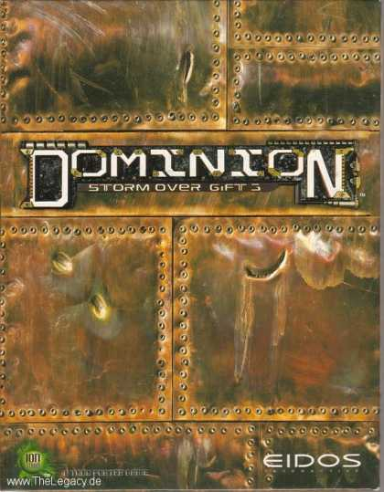 Misc. Games - Dominion: Storm over Gift 3