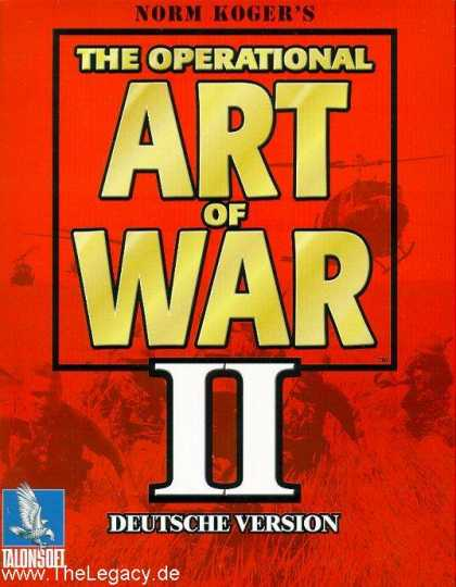 Misc. Games - Operational Art of War II, The