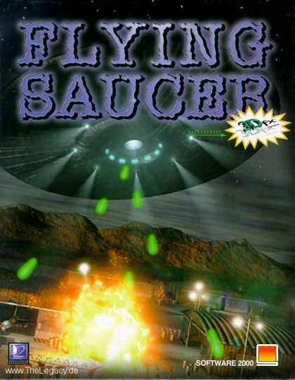 Misc. Games - Flying Saucer