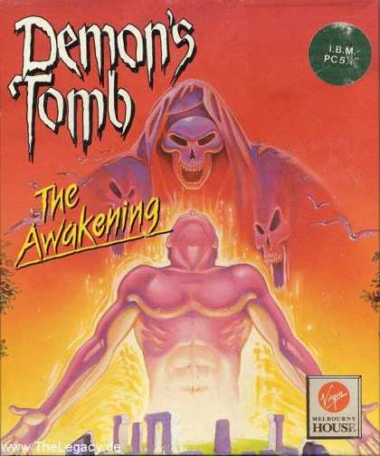 Misc. Games - Demon's Tomb: The Awakening