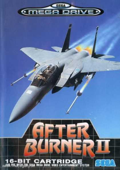 Misc. Games - After Burner II