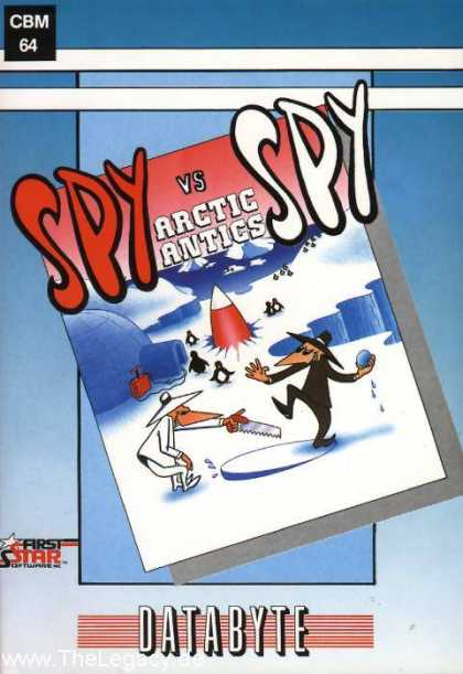 Misc. Games - Spy vs Spy III: Arctic Antics