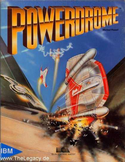 Misc. Games - Powerdrome
