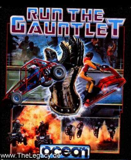Misc. Games - Run the Gauntlet