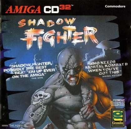 Misc. Games - Shadow Fighter