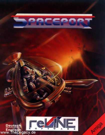 Misc. Games - Spaceport