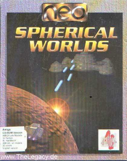 Misc. Games - Spherical Worlds