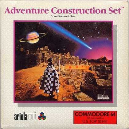 Misc. Games - Adventure Construction Set