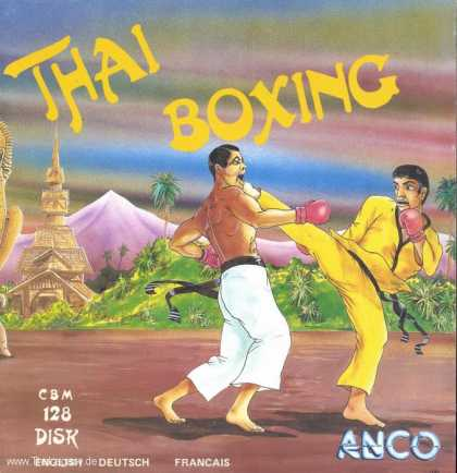 Misc. Games - Thai Boxing