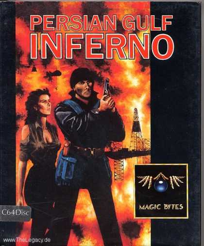 Misc. Games - Persian Gulf Inferno, The