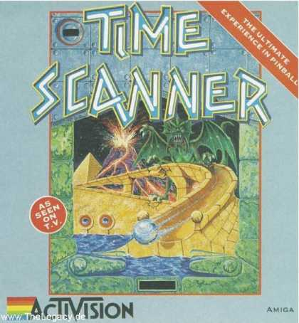 Misc. Games - Time Scanner