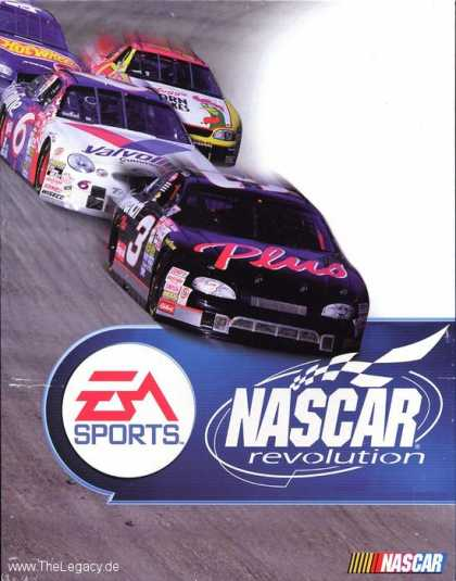 Misc. Games - NASCAR Revolution