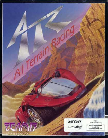 Misc. Games - ATR: All Terrain Racing