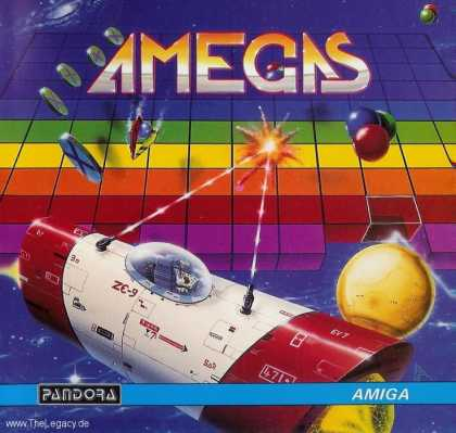 Misc. Games - Amegas