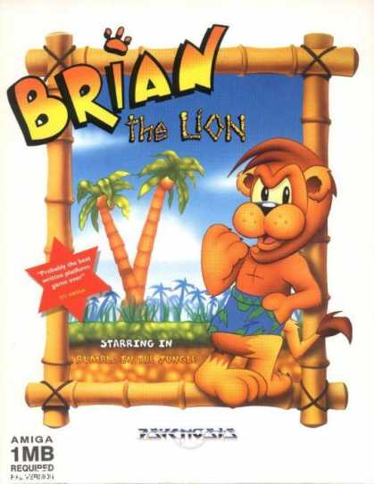 Misc. Games - Brian: The Lion