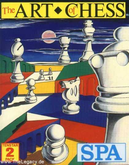 Misc. Games - Art of Chess, The