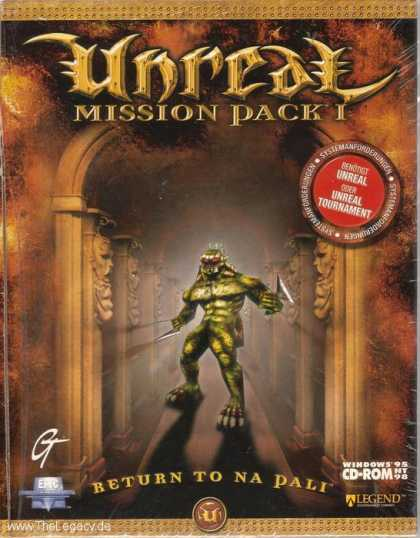 Misc. Games - Unreal: Return to Na Pali
