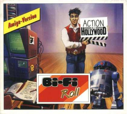 Misc. Games - Bi-Fi Roll 2: Action in Hollywood