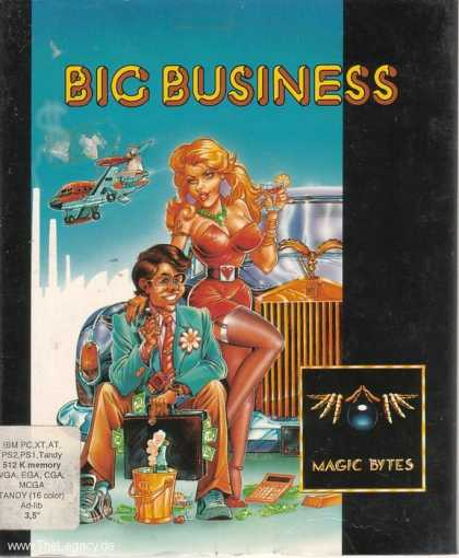 Misc. Games - Big Business