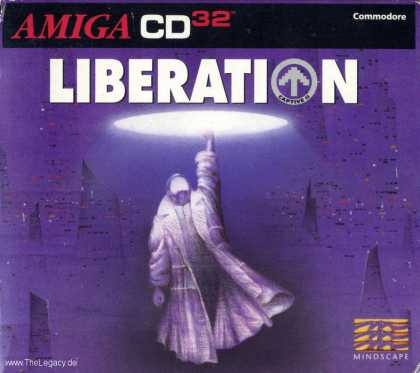 Misc. Games - Captive 2: Liberation