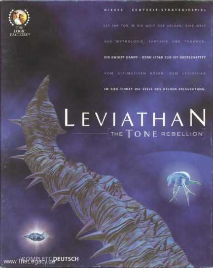 Misc. Games - Leviathan: The Tone Rebellion