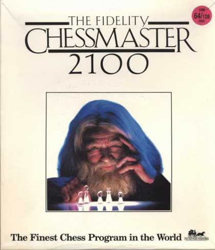 Misc. Games - Chessmaster 2100, The Fidelity ...