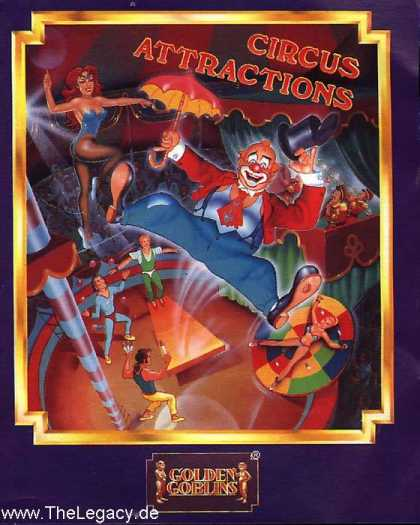 Misc. Games - Circus Attractions
