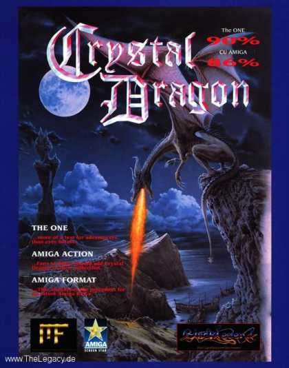 Misc. Games - Crystal Dragon