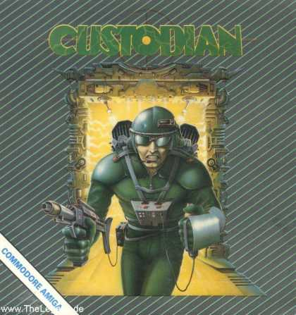 Misc. Games - Custodian