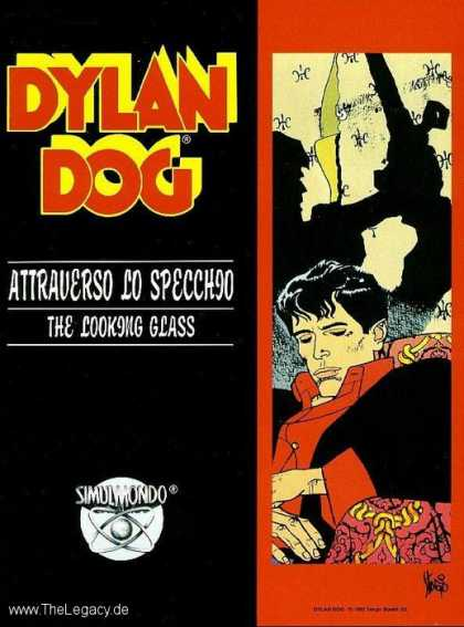 Misc. Games - Dylan Dog: Through the Looking Glass