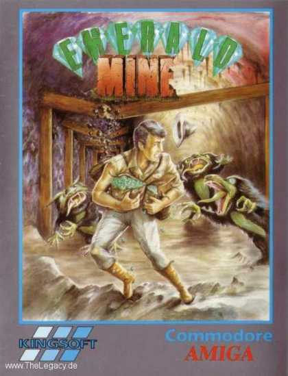 Misc. Games - Emerald Mine