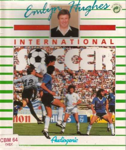 Misc. Games - Emlyn Hughes International Soccer