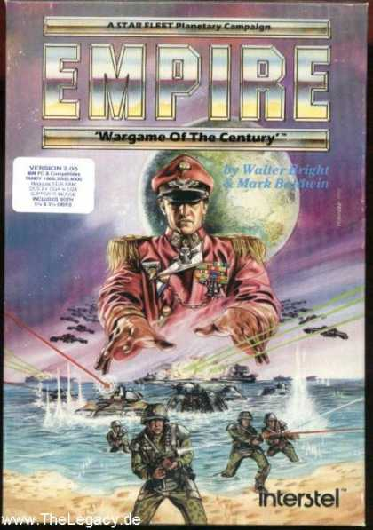 Misc. Games - Empire: Wargame of the Century
