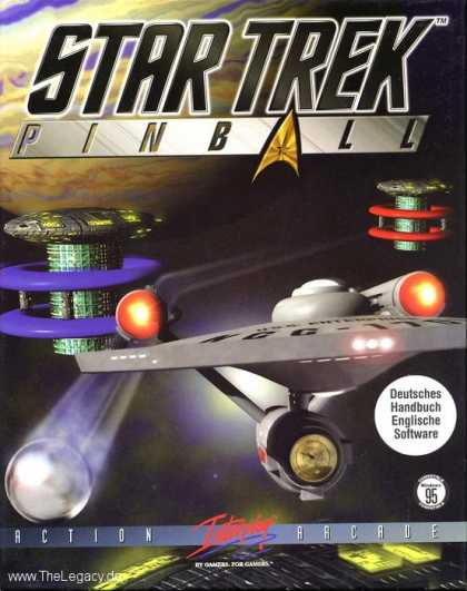 Misc. Games - Star Trek Pinball