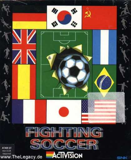 Misc. Games - Fighting Soccer