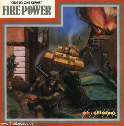 Misc. Games - Fire Power