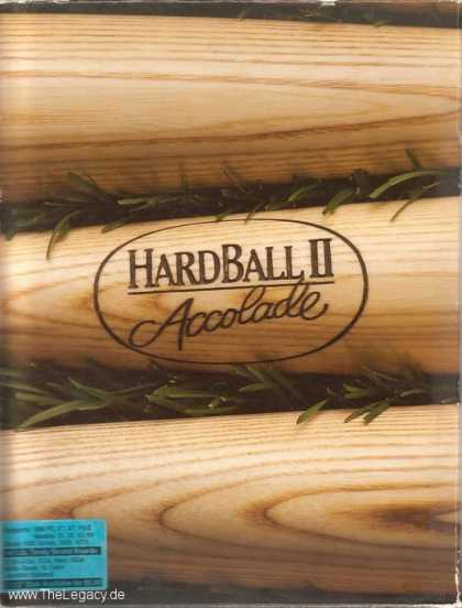 Misc. Games - HardBall II