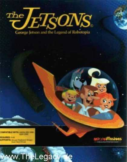 Misc. Games - Jetsons,The: George Jetson and the Legend of Robotopia
