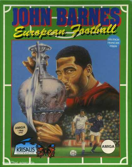 Misc. Games - John Barnes European Football