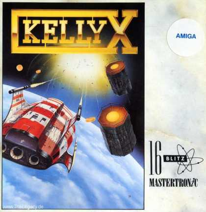 Misc. Games - Kelly X