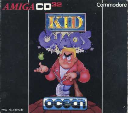 Misc. Games - Kid Chaos