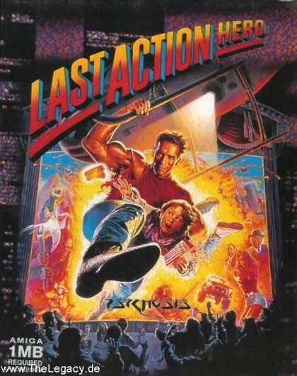 Misc. Games - Last Action Hero
