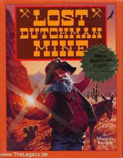 Misc. Games - Lost Dutchman Mine