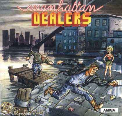 Misc. Games - Manhattan Dealers