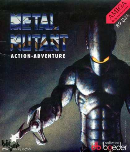 Misc. Games - Metal Mutant