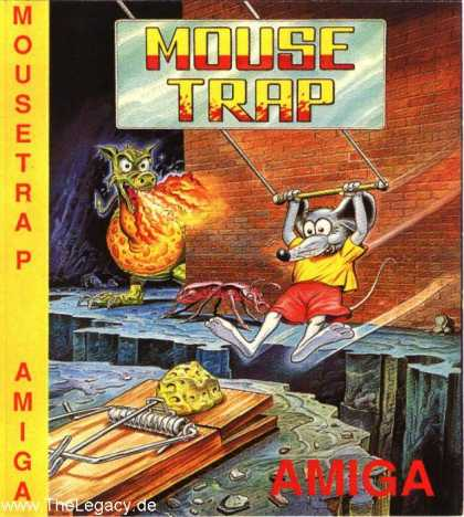 Misc. Games - MouseTrap